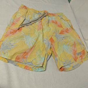 3c042bf0e3 IZOD PerformX Men's tropical swim trunks XL